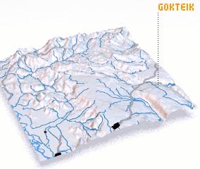 3d view of Gokteik