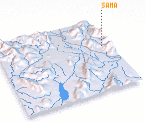 3d view of Sama