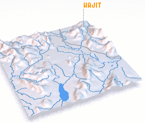3d view of Wajit
