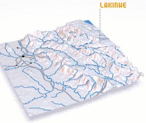 3d view of Lakinwe