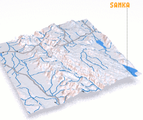 3d view of Samka