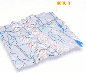 3d view of Konlin