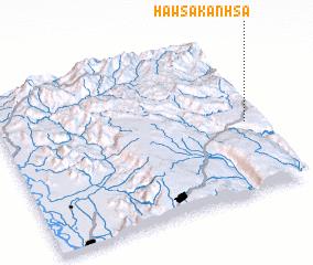 3d view of Haw Sakanhsa