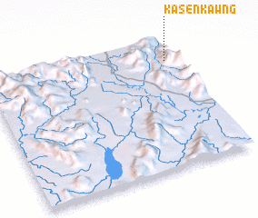 3d view of Kasenkawng