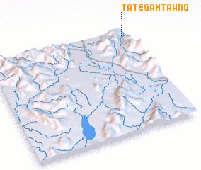 3d view of Tategahtawng