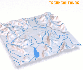 3d view of Tagumgahtawng