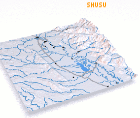 3d view of Shusu