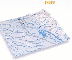 3d view of Shusu