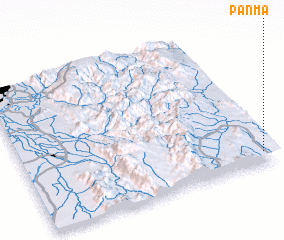 3d view of Panma