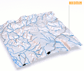 3d view of Hko-nim