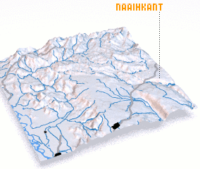 3d view of Na-ai-hkant