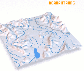 3d view of Ngakahtawng