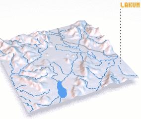 3d view of Lakum