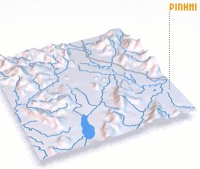 3d view of Pin Hmi
