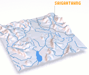 3d view of Saigahtawng