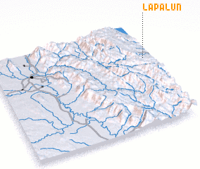 3d view of Lapalun