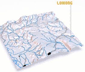3d view of Loi-kong