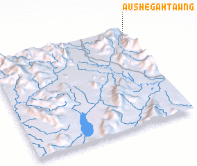 3d view of Aushegahtawng