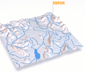 3d view of Nhpum