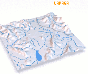 3d view of Lāpa Ga