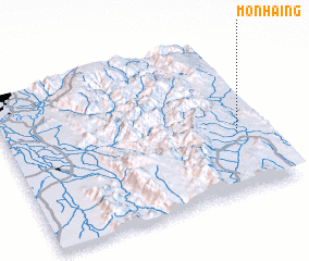 3d view of Monhaing