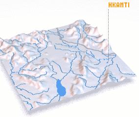 3d view of Hkamti