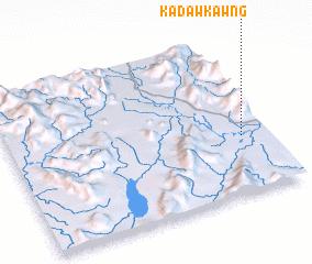 3d view of Kadawkawng