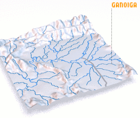 3d view of Ganoi Ga