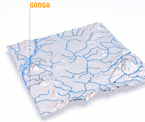 3d view of Gonga