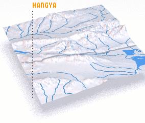 3d view of Hangya