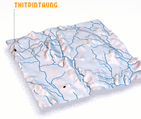 3d view of Thitpintaung