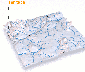 3d view of Tongpan