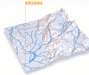 3d view of Hinsaing