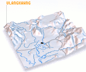 3d view of Ulāngkawng