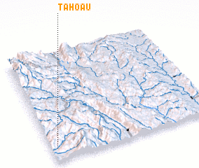 3d view of Taho-au