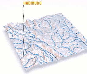 3d view of Kadimudo