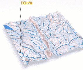 3d view of Te-kya