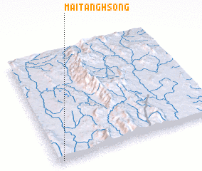 3d view of Mai Tang Hsong