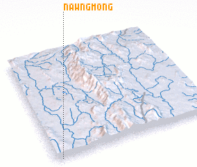 3d view of Nawngmong