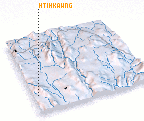 3d view of Htihkawng
