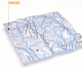 3d view of Na-kan