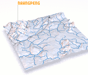 3d view of Nawngpeng