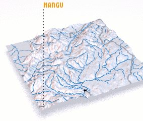 3d view of Mang-u
