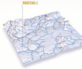 3d view of Maksali