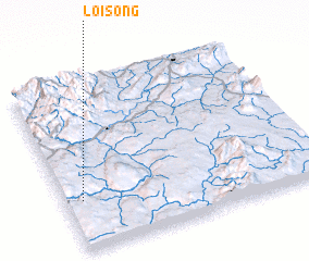 3d view of Loi-song
