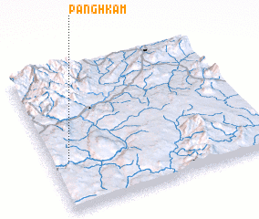 3d view of Pānghkam