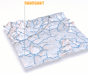 3d view of Nawngwat