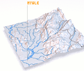 3d view of Myale
