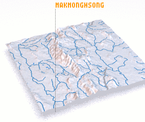 3d view of Mak Mong Hsong