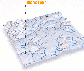 3d view of Kwangtong